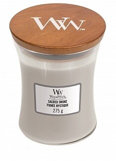Аромасвеча WoodWick Магический дым, средняя
