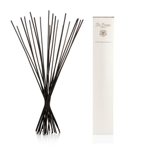 Палочки для диффузора Dr.Vranjes бамбук, черные 35 см