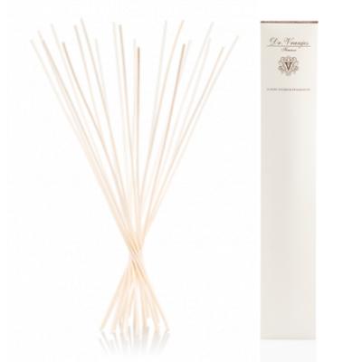 Палочки для диффузора Dr.Vranjes бамбук, белые 35 см