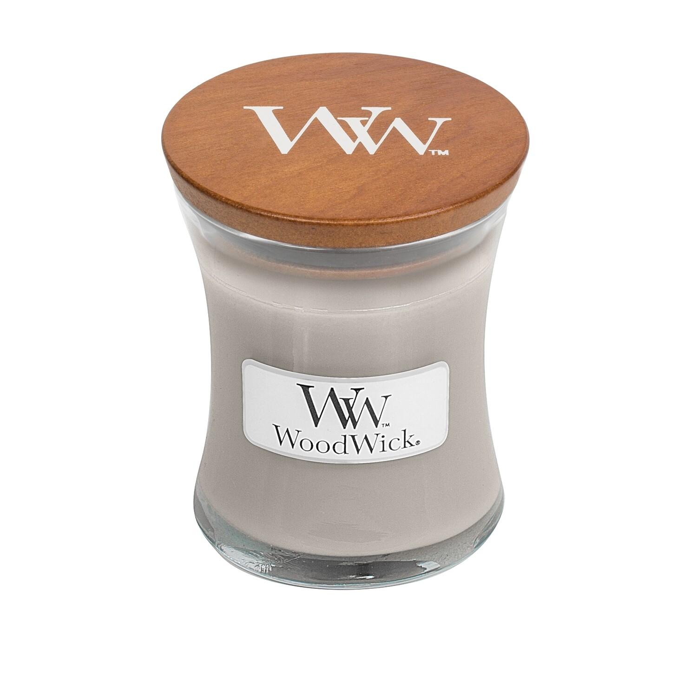 Аромасвеча WoodWick Древесный дым, малая