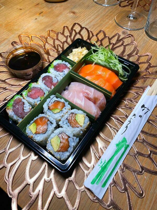 Combo sushi 12 pezzi