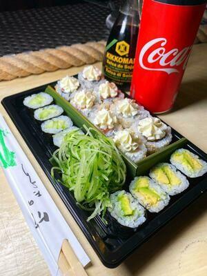 Combo sushi 16 pezzi