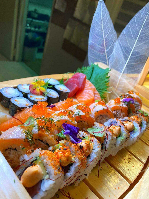 Combo sushi 25 pezzi