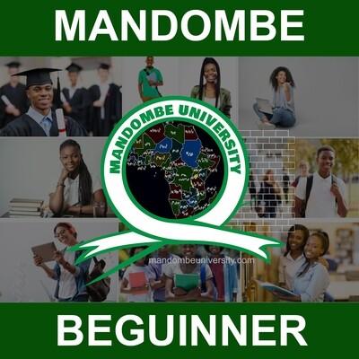 MANDOMBE - BEGINNER LEVEL