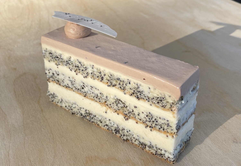 Маковый торт 160гр