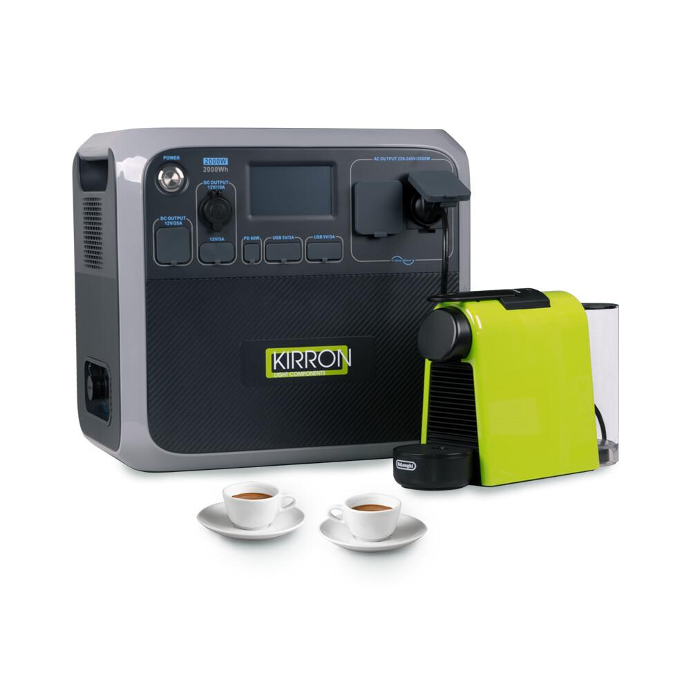 AC200P (Software 1.1) Nespresso Bundle