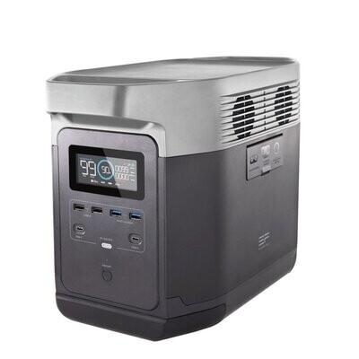 EcoFlow DELTA Powerstation 1800 W / 1260 Wh