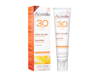 Acorelle - Spray Solaire SPF 30  100ML