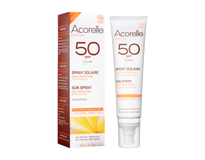 Acorelle - Spray SPF 50   100ML