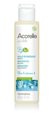 Huile de massage  100ML