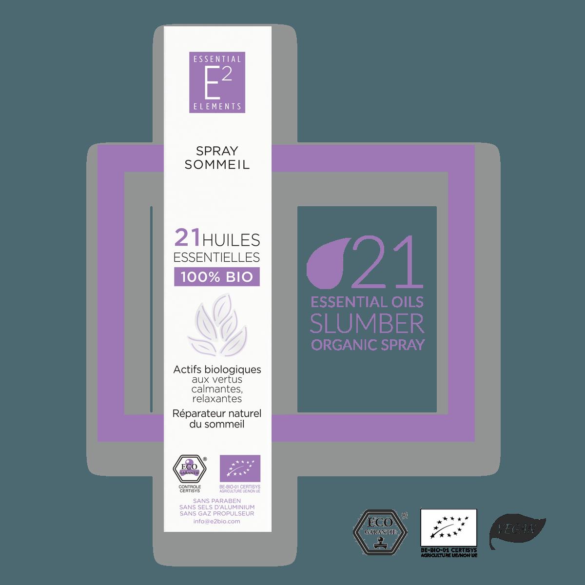 E2 - Spray sommeil  100ML