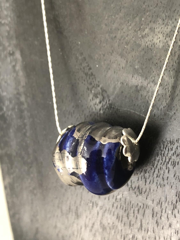 Girocollo Luckybell Blu