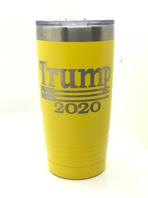 Trump 2020  20 oz. Ringneck Tumbler