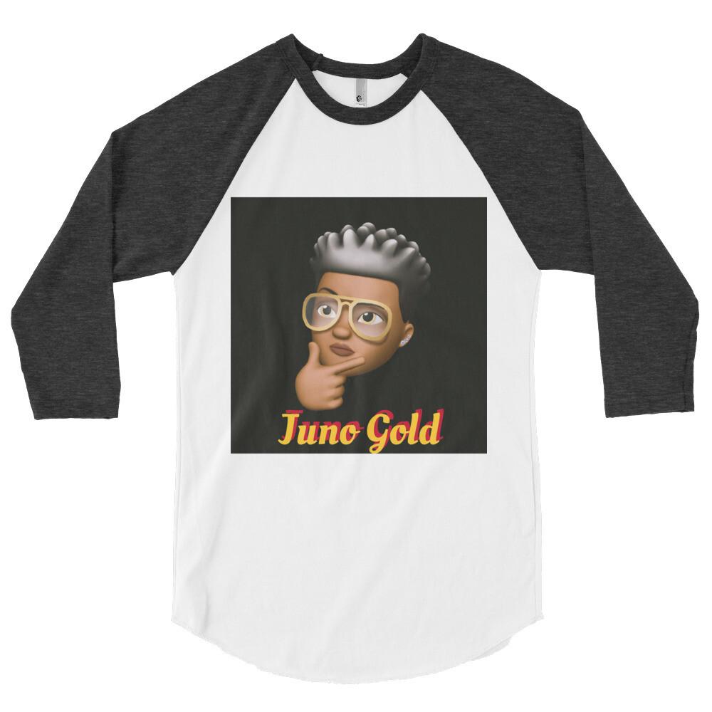 Juno Gold T (3/4 sleeve)