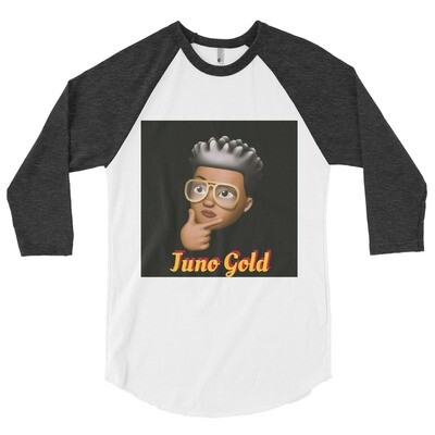 Juno Gold T (3/4 sleeve)