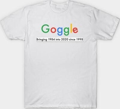 Google Full Cotton T-shirts