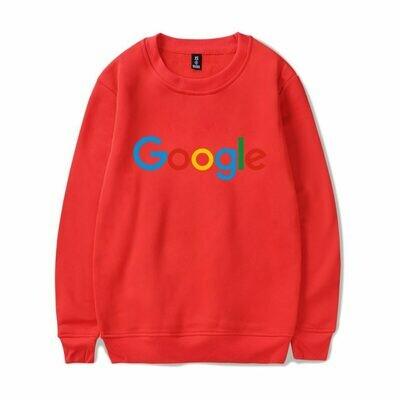 Google winter pullover