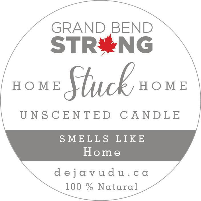 Home Stuck Home - Mason Jar