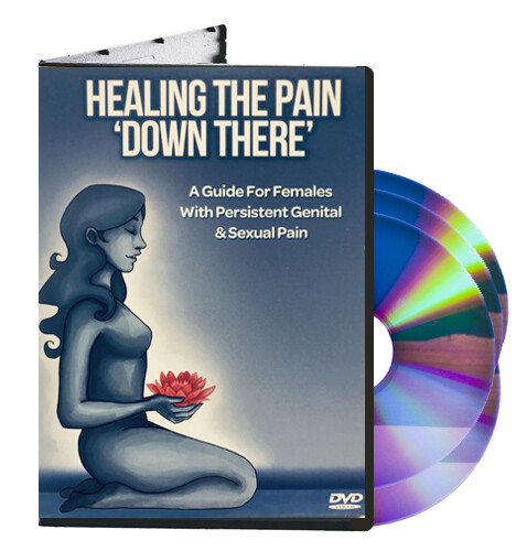 Healing the Pain Down There - 4 DVD Set