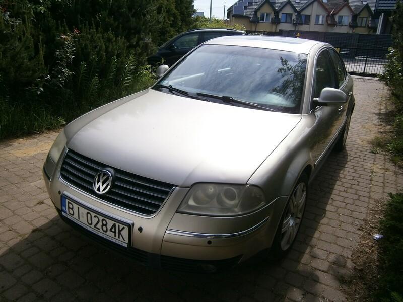 Volkswagen Passat 1.8 T benzyna+LPG
