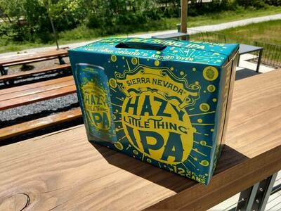Sierra Nevada Hazy Little Thing 12 Pack