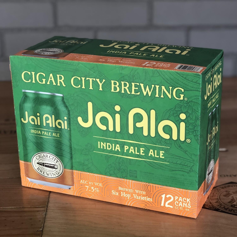 Cigar City Jai Alai 12pk