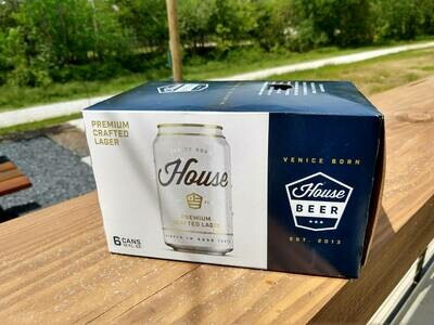 House Beer Lager (6pk)