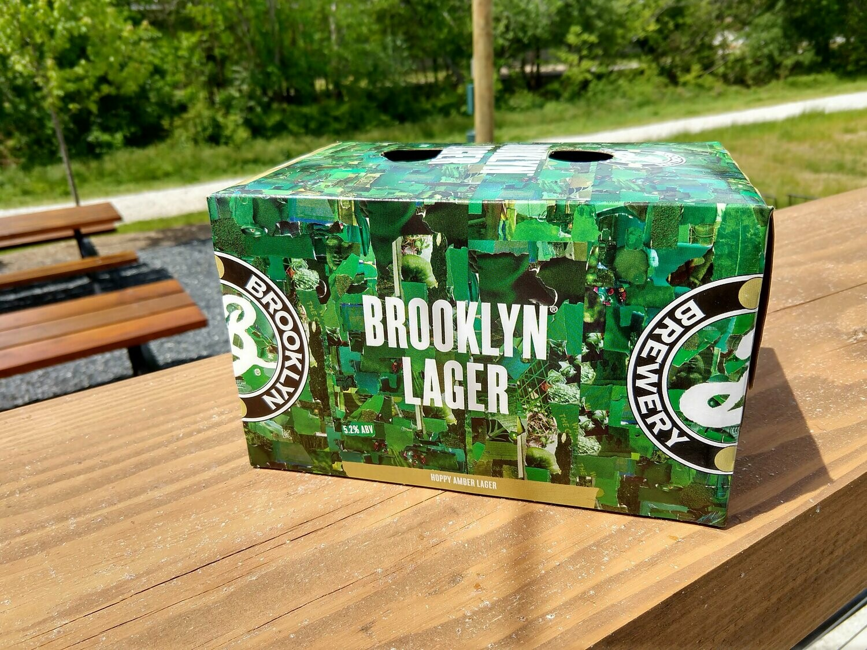 Brooklyn Lager Amber 12oz