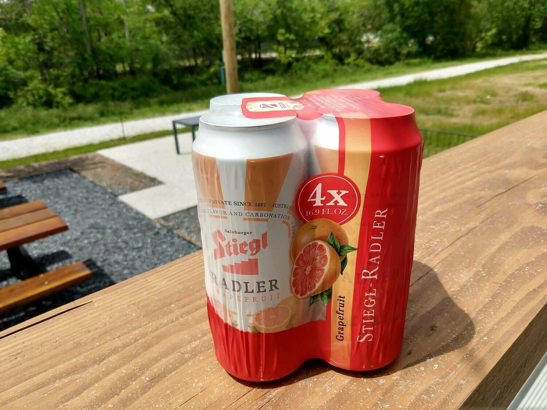 Stiegl Grapefruit Radler 4-pack