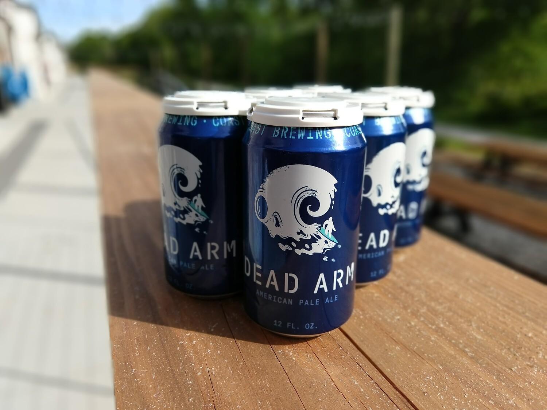 Coast Brewing Dead Arm APA (6pk)