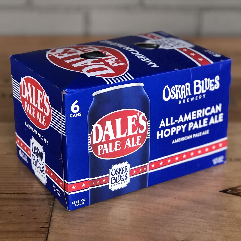 Oskar Blues Dale's Pale Ale (6pk)
