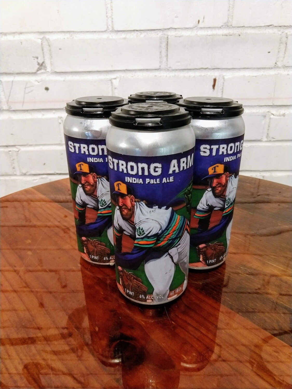 Three Heads Strong Arm IPA 4pk