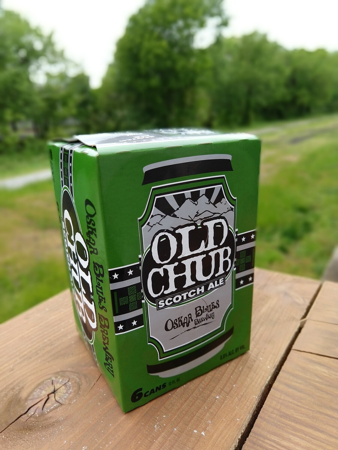 Oskar Blues Old Chub (6pk)
