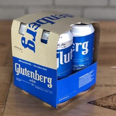 Glutenberg White Gluten Free Beer 16 oz