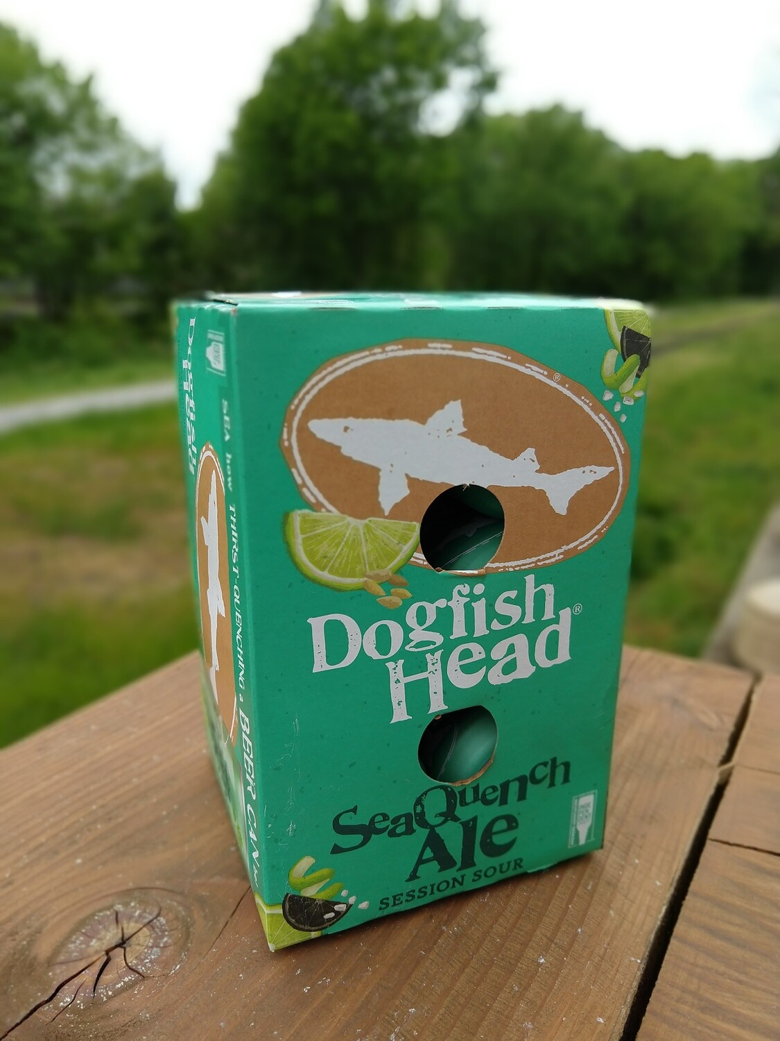 Dogfish Head Seaquench