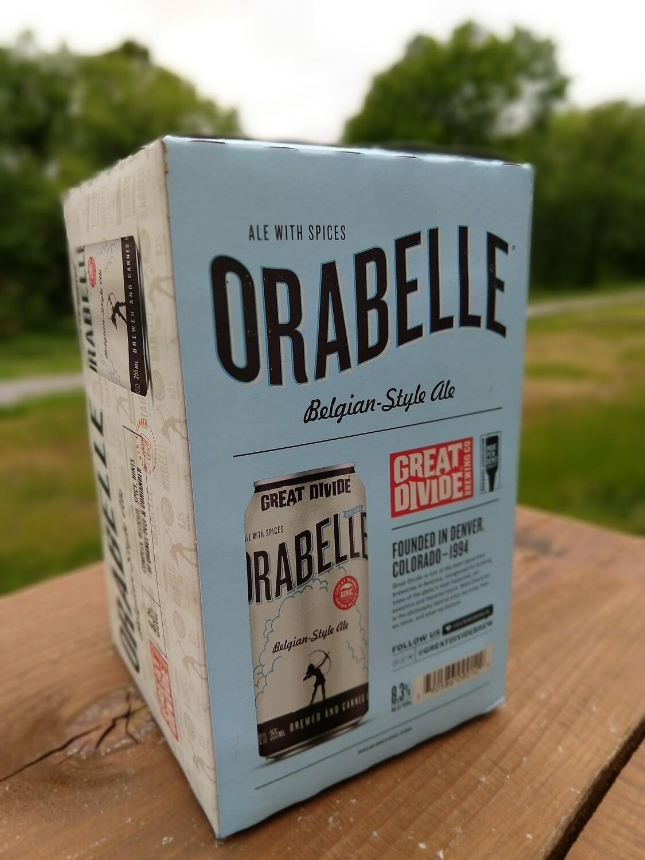 Great Divide Orabelle Belgian-Style Tripel (6pk)