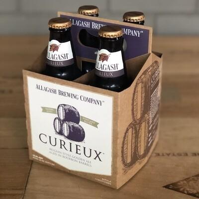 Allagash Curieux Barrel-Aged Tripel (4pk)