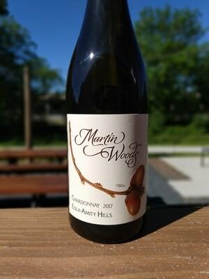 Martin Woods Chardonnay 2017 Eola-Amity Hills