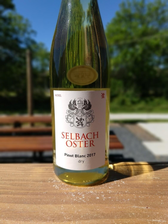 Weingut Selbach-Oster Pinot Blanc 750ML