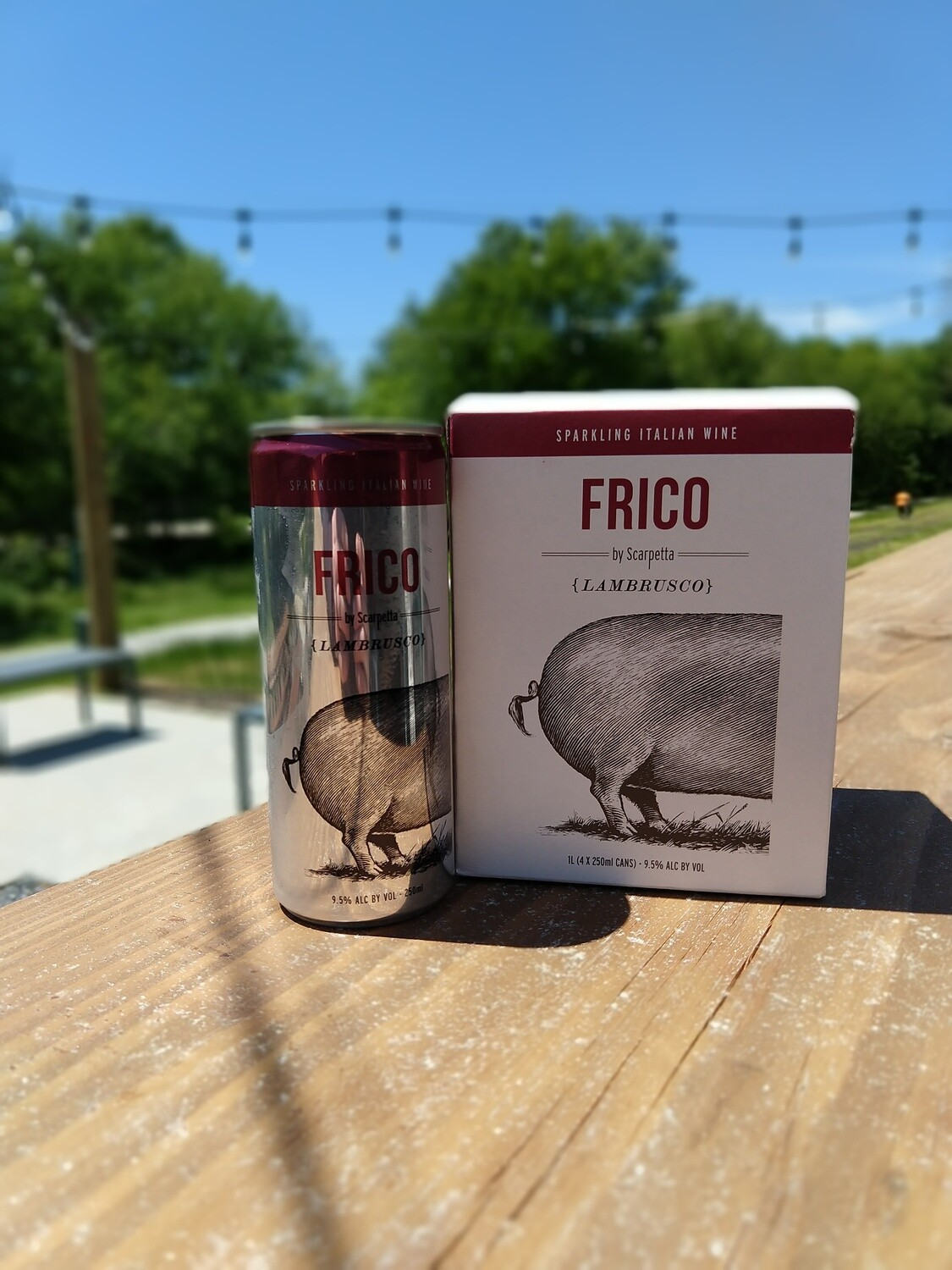 Frico Lambrusco 4 Pack