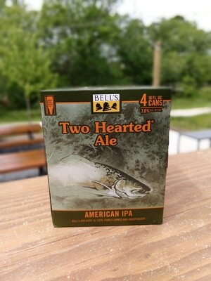 Bell's Two Hearted Cans (4pk)