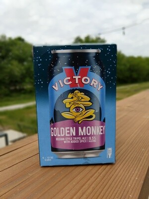 Victory Golden Monkey Belgian Tripel (6pk)