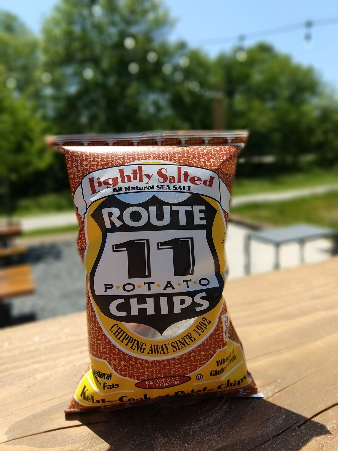 Route 11 Chips - Lightly Salted