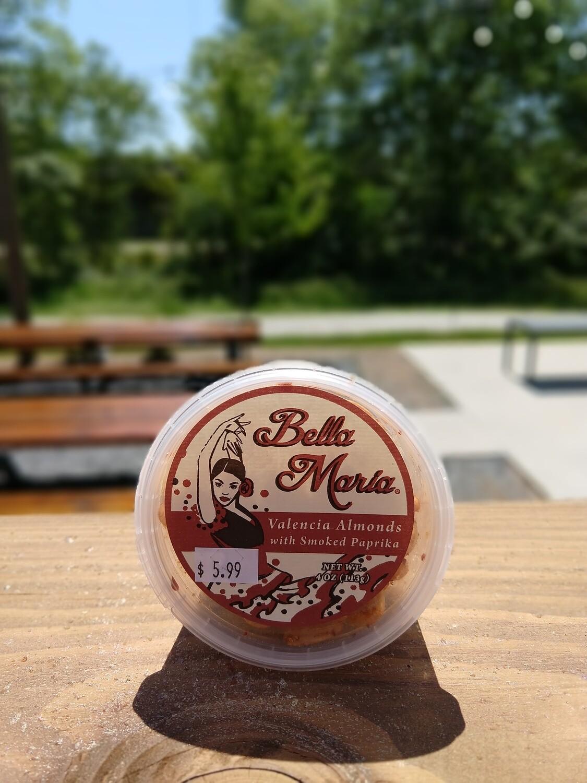 Bella Maria Paprika Almonds