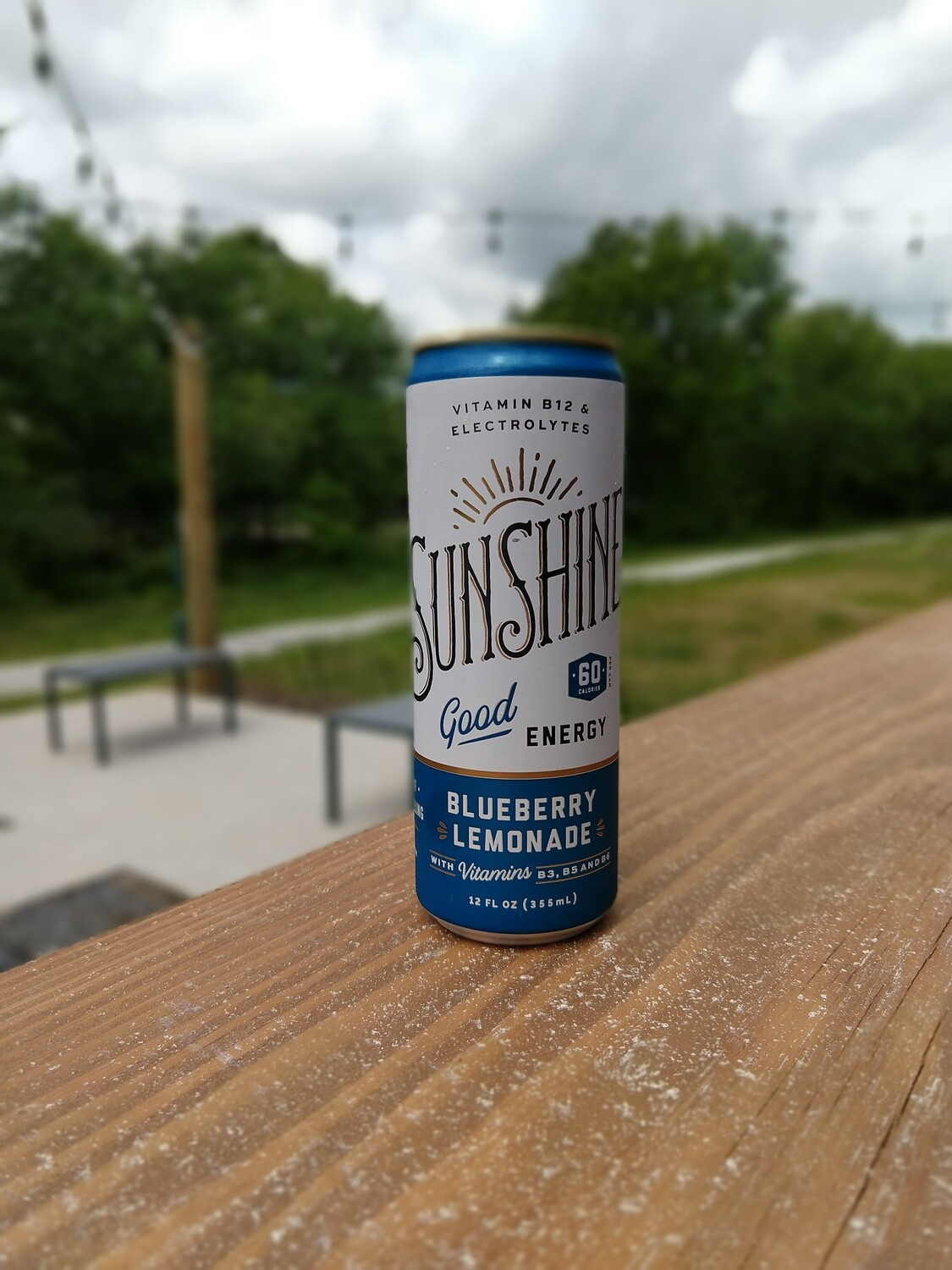 Sunshine Blueberry Lemonade 12oz