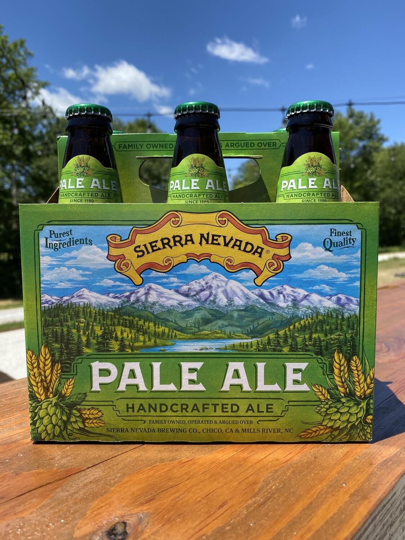 Sierra Nevada Pale Ale (6pk bottles)