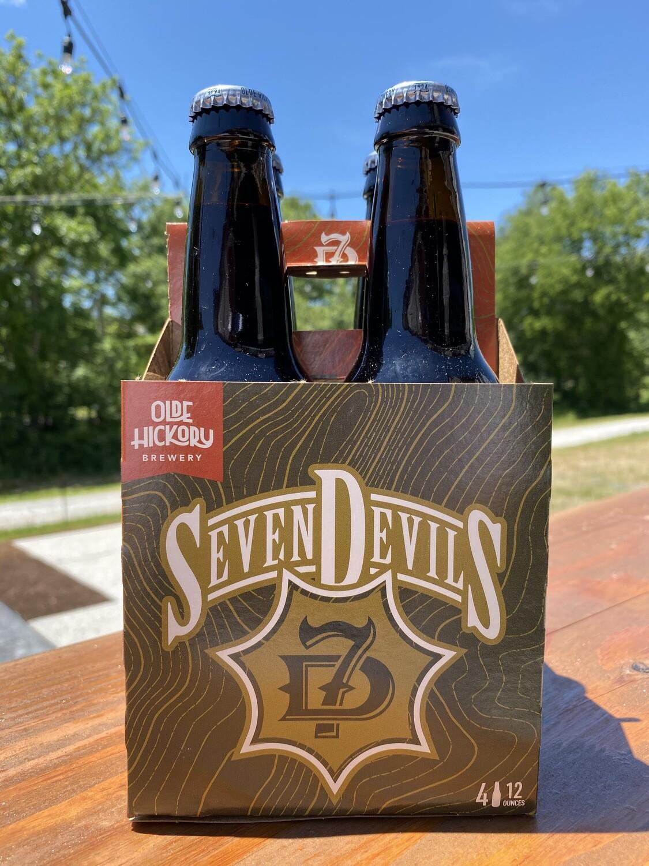 Olde Hickory Seven Devils (4pk)
