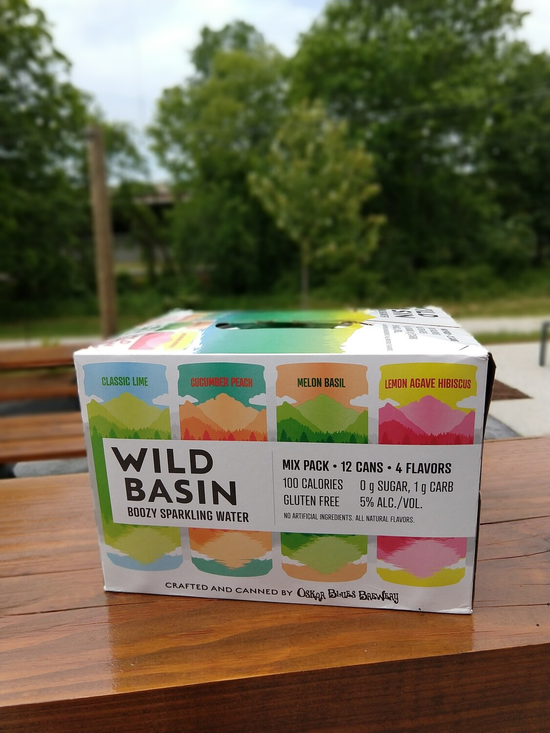 Wild Basin Mix 12 Pack