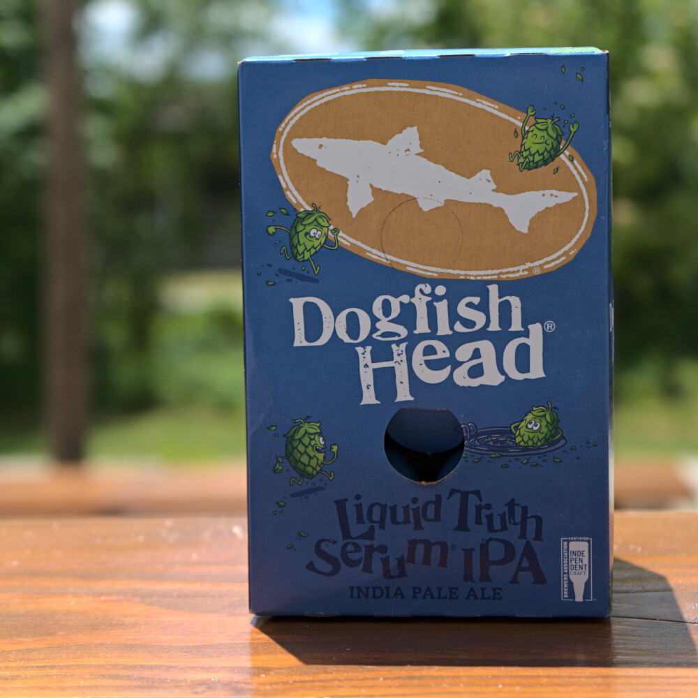 Dogfish Head Liquid Truth Serum IPA 6pk