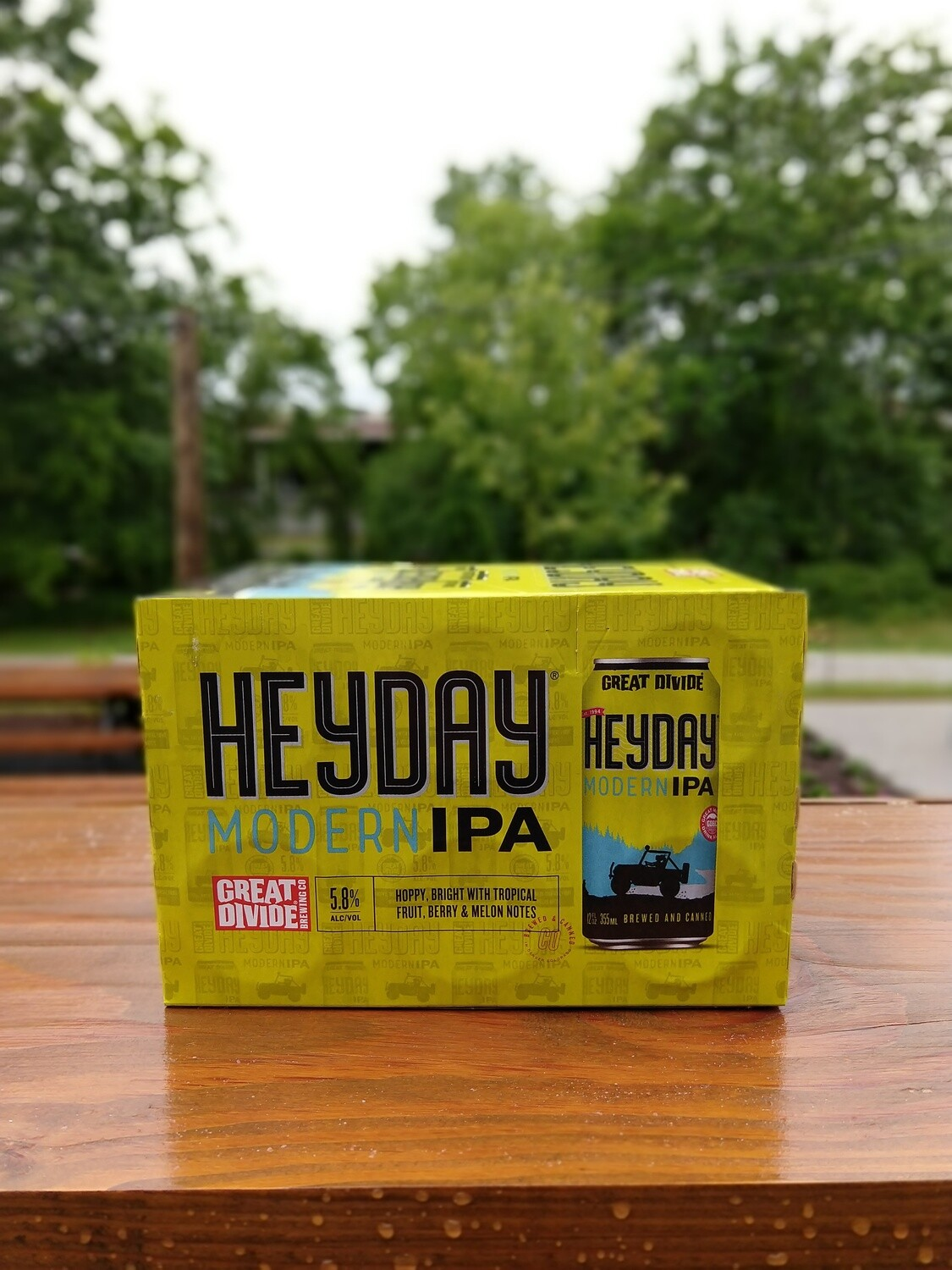 Great Divide Heyday IPA Cans (6pk)